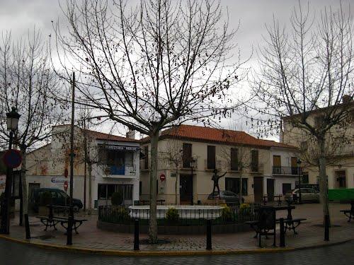 Las lluvias torrenciales obligaron a suspender la ruta senderista de Ossa de Montiel