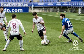 El Albacete gana en Oviedo y da un paso más para soñar con la permanencia (0-1)