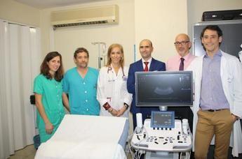 El Hospital de Cuenca tiene un nuevo ecocardiógrafo que mejora la calidad de los diagnósticos