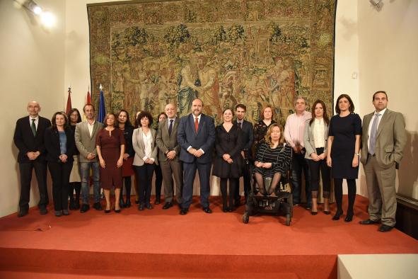 Castilla-La Mancha quiere convertirse en 'Quijote' en la lucha contra la violencia de género