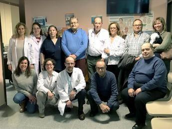 El Hospital Mancha Centro de Alcázar de San Juan impulsa una Escuela de Pacientes para enfermos renales