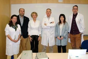 El Hospital de Talavera y la UCLM estudian el uso de la realidad virtual en la rehabilitación de pacientes con ictus