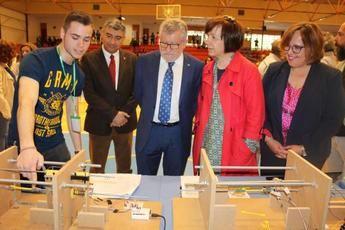 La III jornada de proyectos tecnológicos reúne en Alcázar a más de 1.000 estudiantes de Castilla-La Mancha
