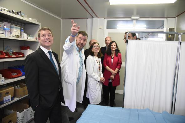El Hospital de Hellín tendrá una nueva resonancia magnética en el mes de octubre