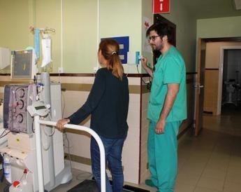 El Hospital de Toledo incorpora un nuevo sistema informático para la diálisis