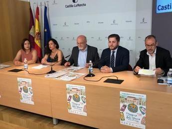 La Junta de Castilla-La Mancha apoya el VII Congreso de Arte Efímero de Elche de la Sierra