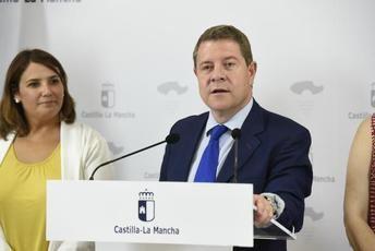 Page anuncia una inversión de 16 millones de euros para la mejora de once carreteras de Castilla-La Mancha