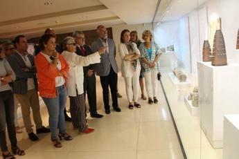 La exposición 'atempora Talavera' recibirá a partir del 9 de octubre visitas guiadas para escolares