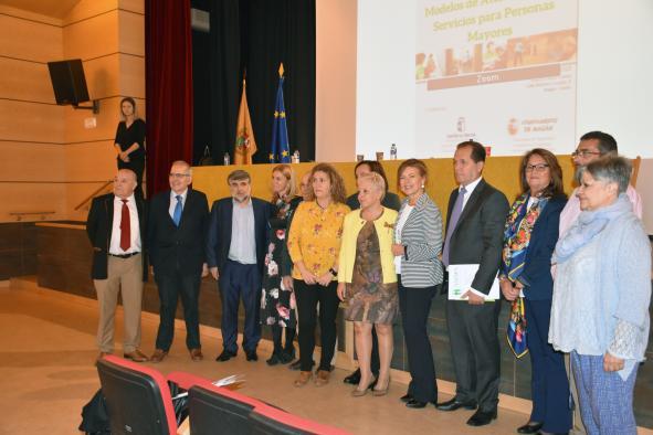 El Gobierno de Castilla-La Mancha aumenta en 9.000 días las Estancias Temporales en Residencias de Mayores