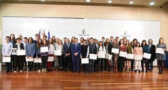 Convocados los premios extraordinarios de rendimiento académico en ESO, Bachillerato y Enseñanza Artísticas