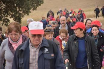 2.600 mayores han participado en el programa de rutas senderistas de Castilla-La Mancha