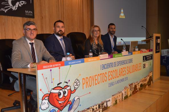 El programa 'Proyectos Escolares Saludables' se llevará a cabo en todos los centros educativos de Castilla-La Mancha