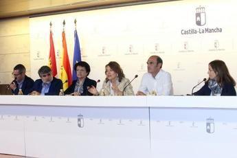 El Gobierno de Castilla-La Mancha presenta el Plan de Infancia y Familias 2018-2021