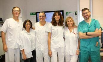 Novedosa intervención en el Hospital de Alcázar para la obstrucción intestinal