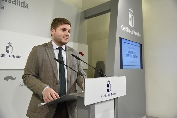 Hernando considera de sensible al Gobierno con los planteamientos hídricos de Castilla-La Mancha