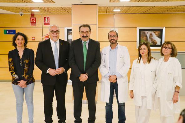 El Hospital de Manzanares realiza actuaciones de eficiencia energética en beneficio de la sostenibilidad