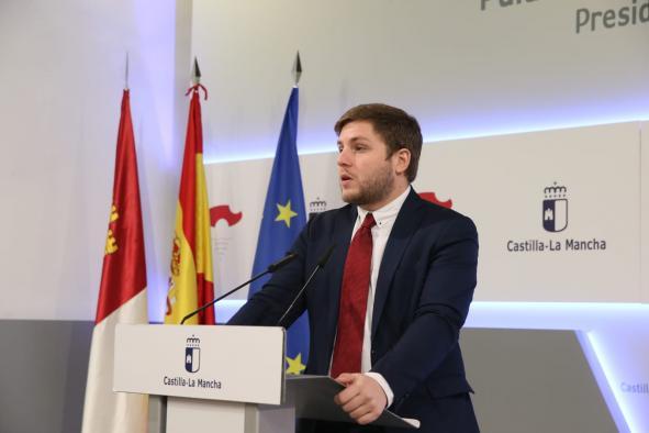 Castilla-La Mancha extenderá la fibra óptica a 120 localidades y 44 polígonos más