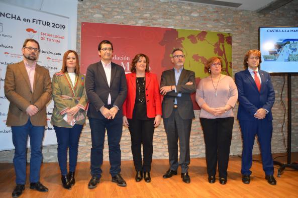 Castilla-La Mancha acude a Fitur tras registrar datos record durante los tres últimos años