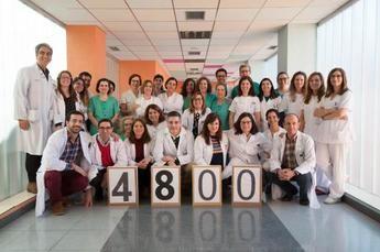 Oftalmólogos del Hospital de Alcázar de San Juan realizan 4.800 cirugías ambulatorias en el 2018