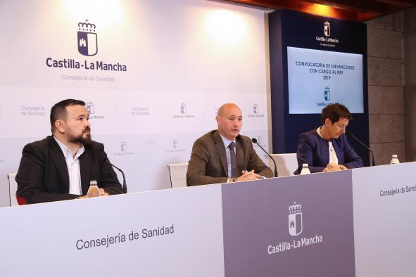 Iniciados los pagos de la convocatoria de subvenciones de IRPF en Castilla-La Mancha