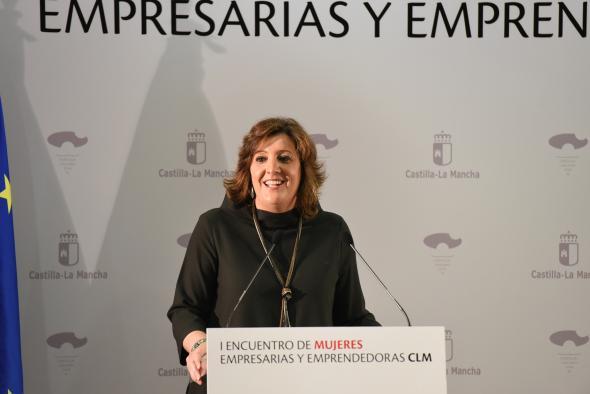 200 personas se reúnen en el I Encuentro de Mujeres Empresarias y Emprendedoras de Castilla-La Mancha