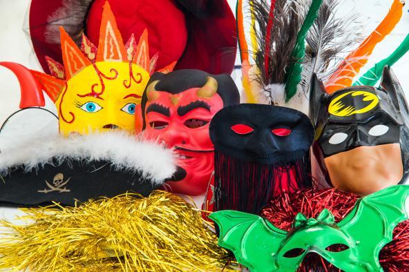 La Junta de Castilla-La Mancha ofrece una serie de recomendaciones para la compra de disfraces en carnaval
