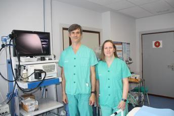 El Hospital Virgen de la Luz de Cuenca pone en marcha una nueva consulta monográfica de páncreas
