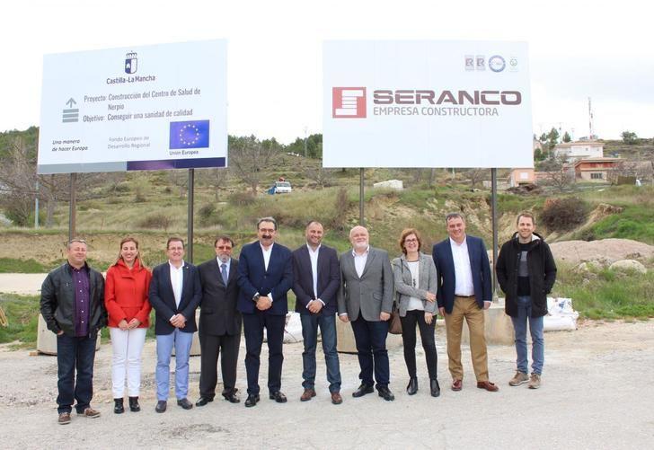 La Junta de Castilla-La Mancha adjudica proyecto y ejecución de obras del nuevo centro de salud de Nerpio