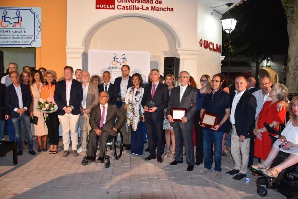 4.500 tarjetas de estacionamiento para personas con movilidad reducida en Castilla-La Mancha