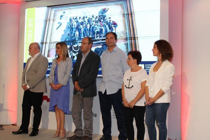 El stand de la Junta de Castilla-La Mancha recibe más de 80.000 visitantes en la Feria