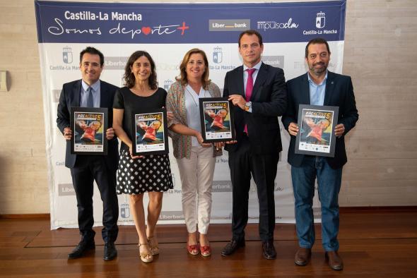 90.000 personas participarán en la Semana Europea del Deporte en Castilla-La Mancha