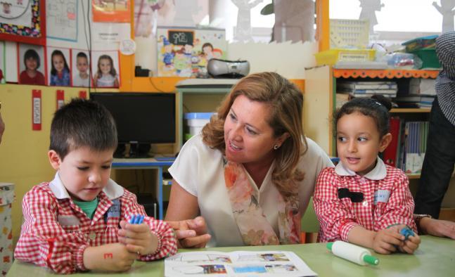 Centros educativos de Castilla-La Mancha desarrollarán proyectos de igualdad, tolerancia y diversidad