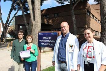 Un residente de Atención Integrada de Albacete ha sido premiado en el XX Congreso de Medicina Preventiva