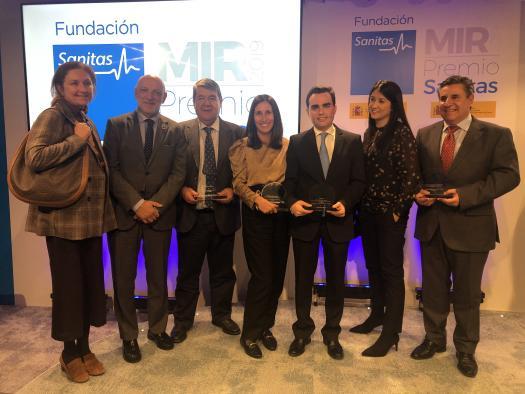 El Hospital de Toledo gana todos los premios de la Fundación Sanitas por su calidad docente