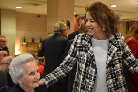 Castilla-La Mancha incluye a personas mayores en los talleres de 'Buen Trato' para prevenir la violencia de género