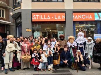 La oficina de Castilla-La Mancha en Madrid tiene una gran programación navideña con variedad de actividades