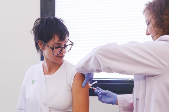 Más de 308.000 castellanomanchegos ya han recibido la vacuna de la gripe