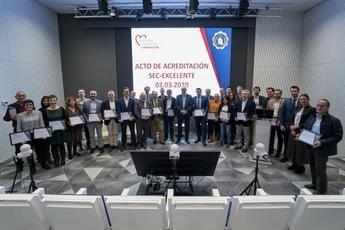Los Hospitales de Albacete y Toledo reciben el sello de excelencia por su calidad asistencial en cardiología