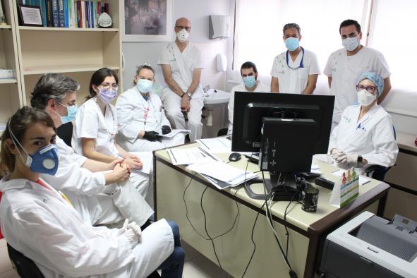 Los hospitales de Albacete y Cuenca participan en el ensayo para prevenir el coronavirus en sanitarios