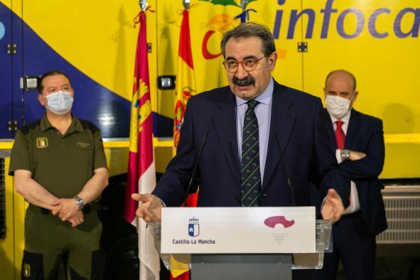 El Gobierno de Castilla-La Mancha, optimista ante el paso a Fase 2 de Cuenca y Guadalajara
