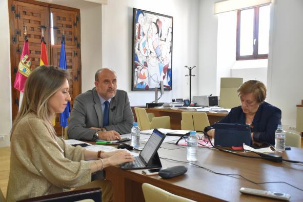 Castilla-La Mancha pide usar el Plan de Reconstrucción europeo para salvar la brecha digital y la despoblación