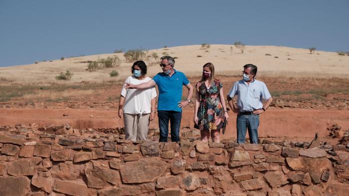 Castilla-La Mancha quiere declarar el 'Cerro de las Cabezas' de Valdepeñas como Parque Arqueológico