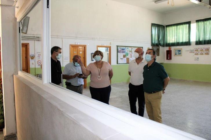 Las aulas de C-LM reeditarán las mismas medidas sanitarias del pasado curso tras el 'éxito' cosechado