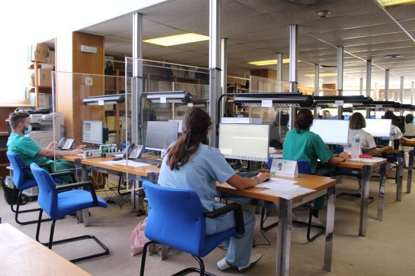 Más de 1.300 sanitarios de Castilla-La Mancha se forman en tareas de vigilancia epidemiológica de coronavirus