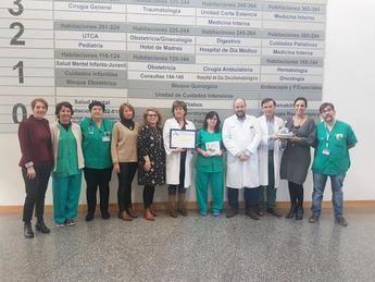Atención Integrada de Ciudad Real recibe el Premio Ciudadanía por su proyecto 'Participación ciudadana en la salud'