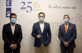 El Hospital de Alcázar de San Juan recibe un premio por crear un programa que evita el colapso en las Urgencias
