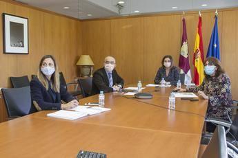 Castilla-La Mancha estudia las propuestas de las federaciones deportivas para albergar público en las competiciones