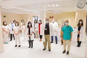 El Hospital Universitario de Toledo ya presta servicio de reumatología y de medicina interna