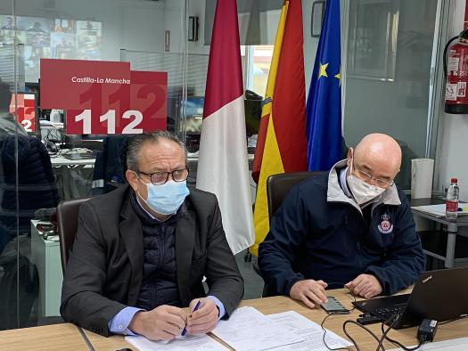 El Gobierno de Castilla-La Mancha pide extremar la precaución al salir a la calle o circular por carretera