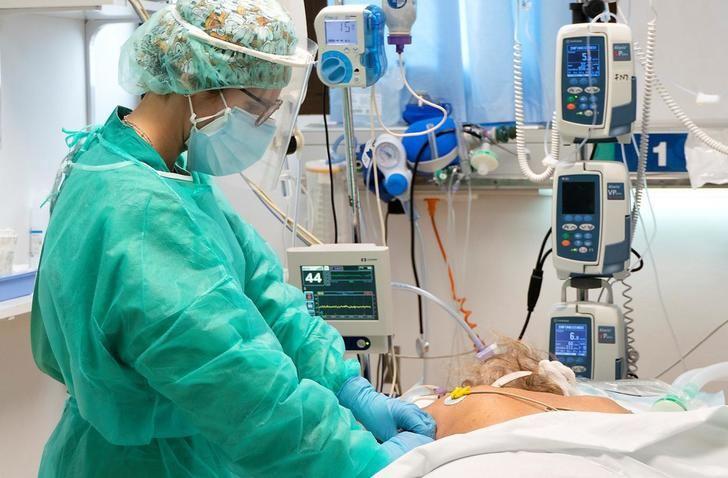 Castilla-La Mancha vuelve al mismo número de hospitalizados por coronavirus previo a las navidades